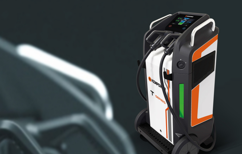 Kempower T-Series DC fast charger